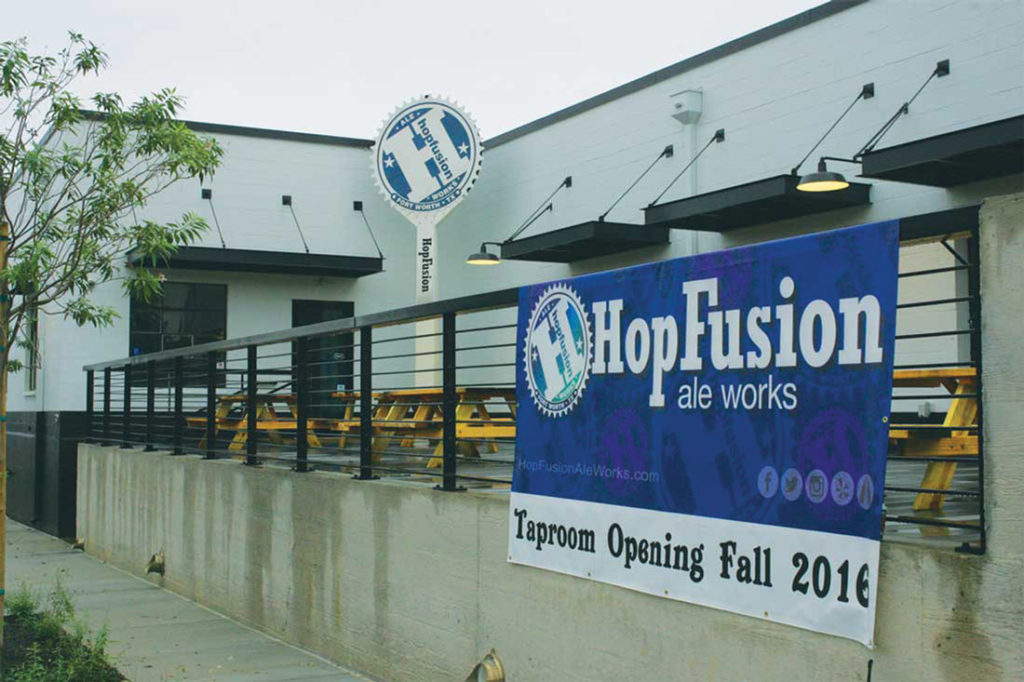 HopFusion Aleworks takes home the big prize for critic's choice, best brewery.