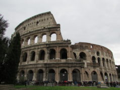 The Colosseum: Rome