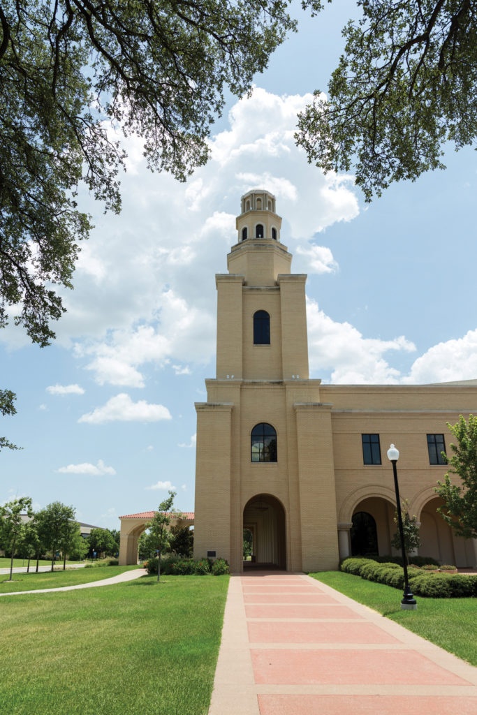 Southwestern is one of six seminaries that are part of the Southern Baptist Convention, the world's largest Baptist denomination with more than 16 million members. Photo by Vishal Malhotra.