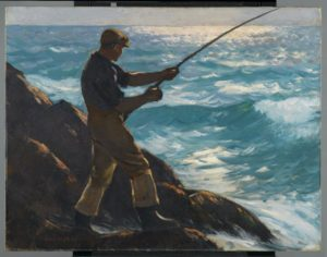 Gifford Reynolds Beal's The Fisherman