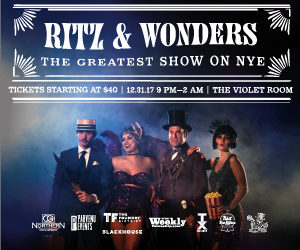 Ritz & Wonders Rectangle