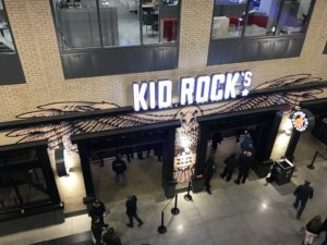 Kid Rock Restaurant