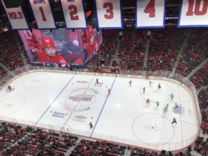 Little Caesars Arena: Stars at Red Wings
