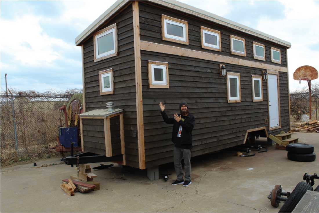 Tiny Homes, Big Ideas - Fort Worth Weekly