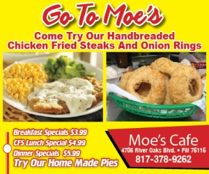 Moe's Cafe rectangle