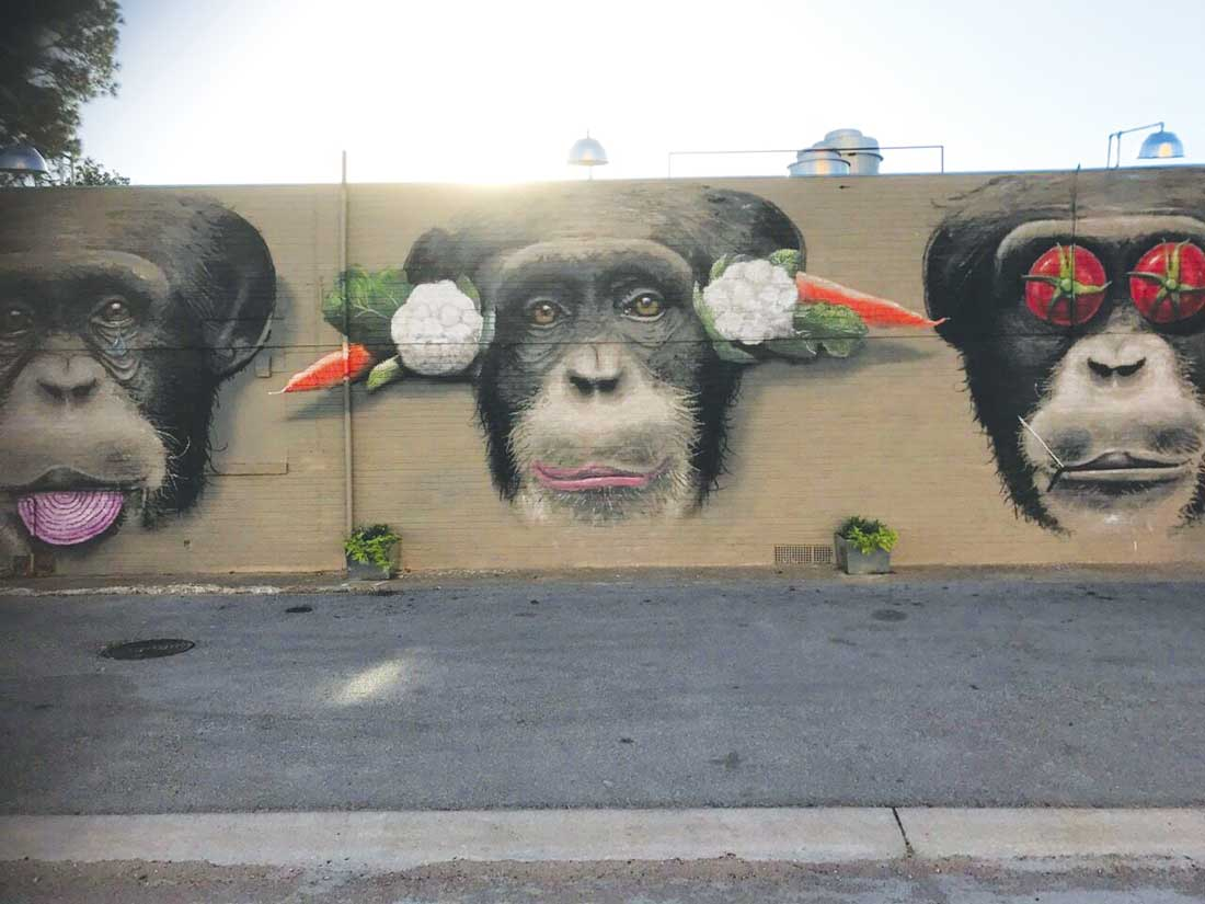 Miracle Murals - Fort Worth Weekly
