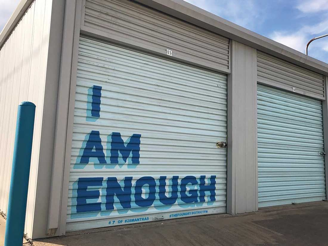 "Brennen Bechtol's ""I Am Enough"" 
