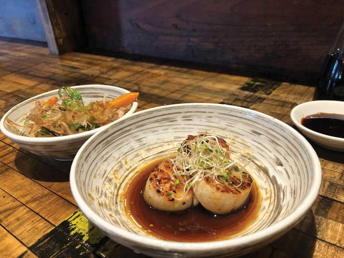 Piranha's Pan-Japanese - Fort Worth Weekly