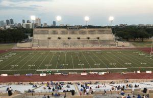 Fort Worth Vaqueros vs. Brownsville at Farrington Field