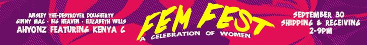 Fem Fest Ad 728x90