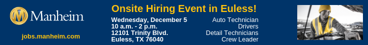 Onsite Hiring Event in Euless! 728x90 (1)