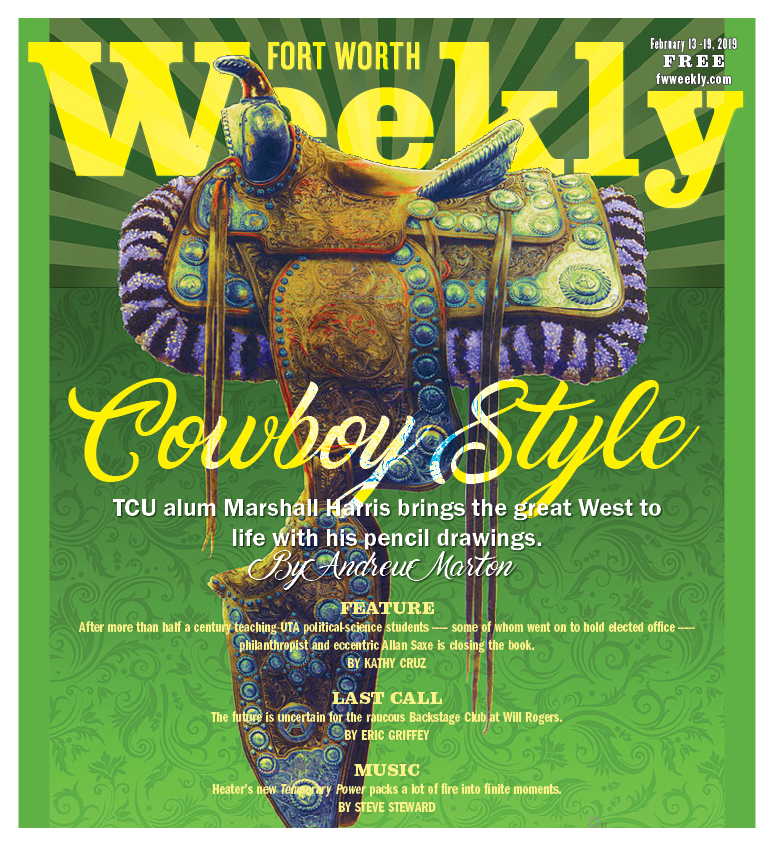 Cowboy Style - Fort Worth Weekly