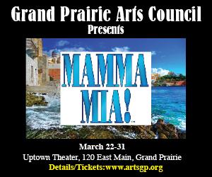 grand prairie arts council 300x250