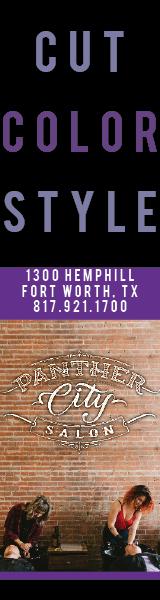 Panther City Salon 160x600