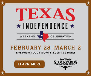 FWS-14162 TX INDEPENDENCE WEEKEND DIGITAL ADS 300X250
