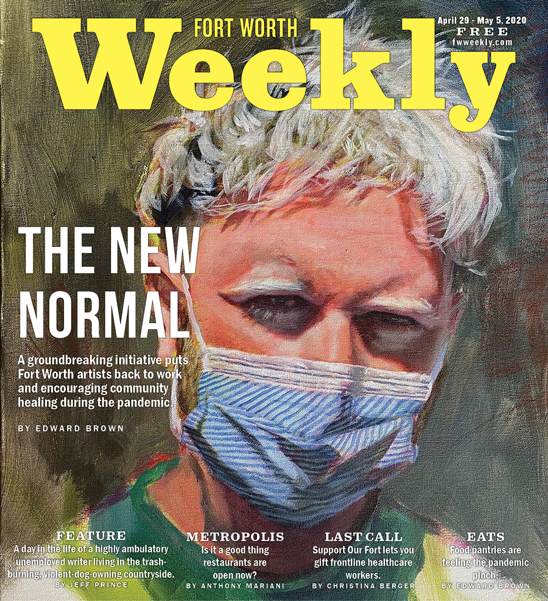 The New Normal Fort Worth Weekly