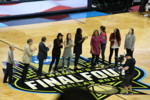 Women's Final Four at American Airlines Center