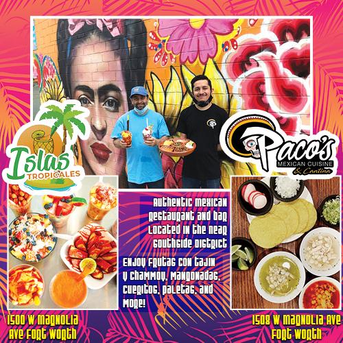 Paco's Islas 500x500
