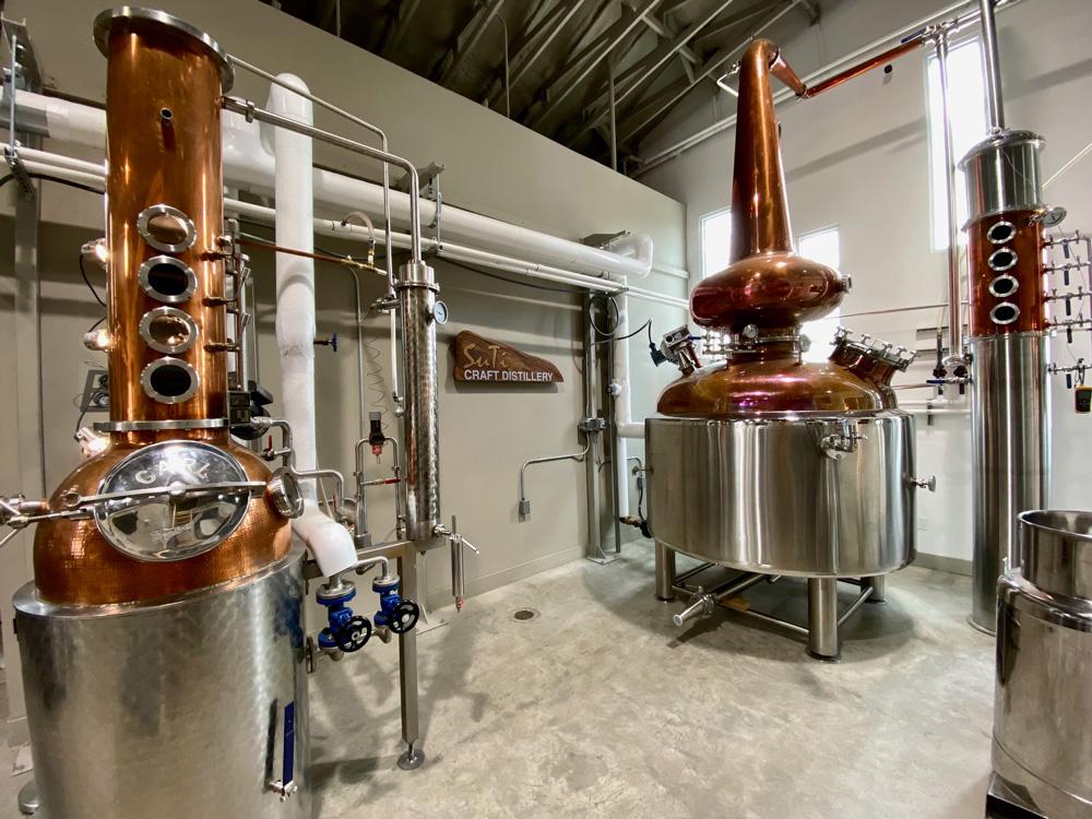 SuTi Craft Distillery